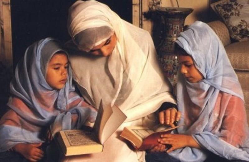 Cara Mendidik Anak Perempuan Dalam Islam